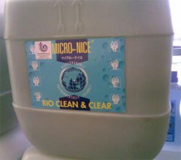 น้ำยาล้างพื้น,น้ำยาล้างพื้นไบโอ,ไบโอคลีน,ไบโอแฮนด์เวอซ,ไบโอคลีนแอนด์เคลียร์,RP1,RP4
