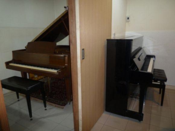 สอนเปียโน เรียนเปียโน ย่านฝั่งธน(ใช้ Grand Piano)