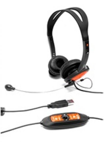 Headset  USB500 Headset w/Multi-IM?s InteractiveController