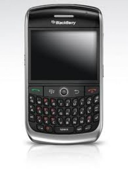 blackberry curve 8520 TV 2 ซิม (ไต้หวัน)