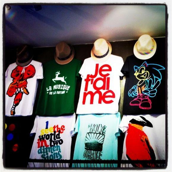 เสื้อยืดสวย คุณภาพดี  cottons 100% ปลีก- ส่ง จตุจักร  Everyday I'm in LOve t-shirts