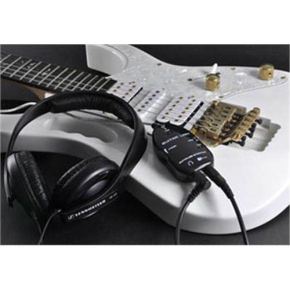 USB Guitar Link - Guitar to USB Interface (PC, Mac)
