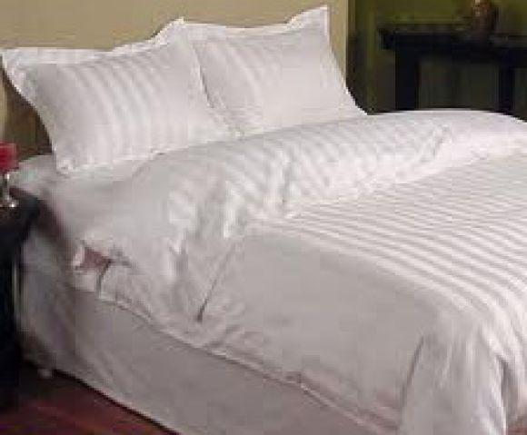 ผ้าปูที่นอน ปลอกผ้านวม ไส้ผ้านวม ปลอกหมอน Cotton 100%