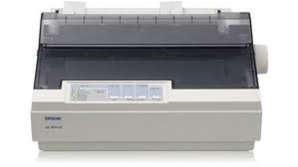 จำหน่ายปริ้นเตอร์ Epson LQ300+ มือสอง