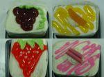รับสอนเรียนชิฟฟ่อนเค้ก & มินิเค้ก bypeeradon สูตรแปดริ้ว เพื่อนำไปผลิตเองที่บ้าน