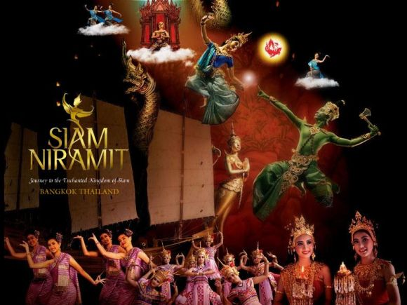 """บัตรสยามนิรมิตราคาพิเศษ PromotioSiam Niramit """"The Must-See Show Of Thailand"""""""