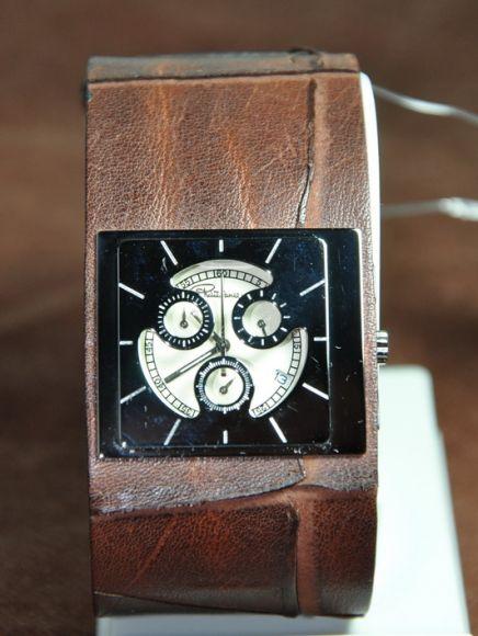 **สินค้าอยู่ไทย พร้อมส่ง** Roberto Cavalli Chronograph Date Watch