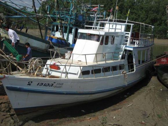 ขายเรือท่องเที่ยว