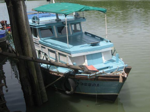 ขายเรือท่องเที่ยว ตกปลา
