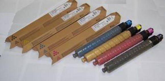 หมึกใช้สำหรับ  RICOH MPC3500 MPC4000 MPC4500 MPC4001 MPC5000 MPC5001