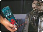 LPS Food Grade Machine Oil สเปรย์หล่อลื่นฟู้ดเกรด น้ำยาขจัดคราบน้ำมันจาระบี สเปรย์หล่อลื่นโซ่ สเปรย์