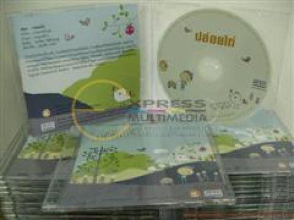 ผลิต CD,DVD เพลง (อัลบั๊มเพลง) รับงานถูกลิขสิทธิ์