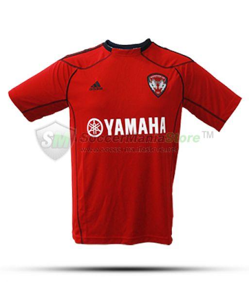 เสื้อแข่ง2010(เหย้า)สีแดง ทีมสโมสรเมืองทองยูไนเต็ด