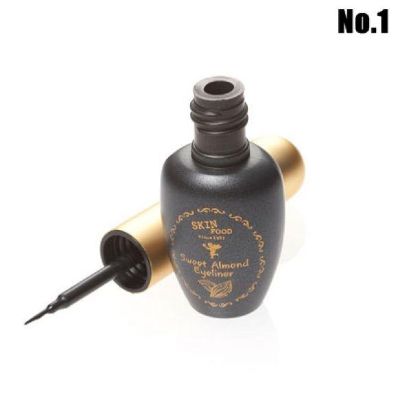 Skin Food/Sweet Almond eye liner NO.1 สีดำ Almond Black