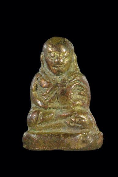 หลวงพ่อเงินพิมพ์ขี้ตา ของเฮียเวช วัดบางคลาน (ออกวัดท้ายน้ำ) อ.โพทะเล จ.พิจิตร T.083-0605848