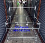 ขายและรับทำโครงเหล็กตลาดนัดส่วนประกอบเพิ่มเติมและอุปกรณ์ขายของตลาดนัด