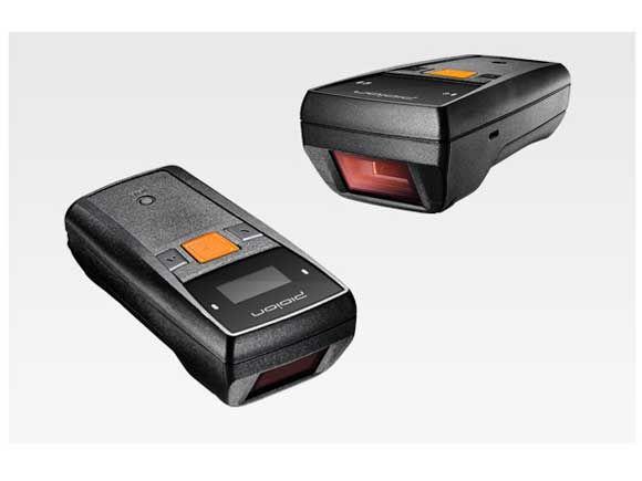 Mobile computer Pidion bluebird BI-500 barcode scanner เครื่องยิงบาร์โค้ด Pidion BI-500