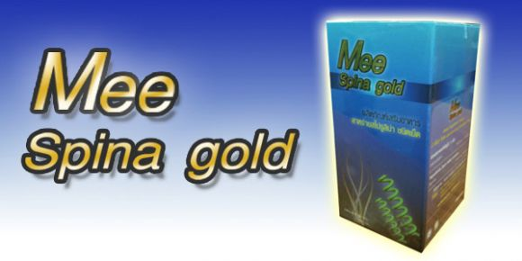 Mee Spina Gold