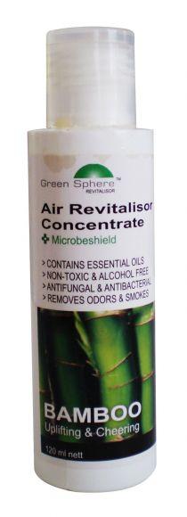GreenSphere กลิ่น Bamboo ขนาด 120 ml. **ส่ง 3 ขวด ราคาต่อขวด