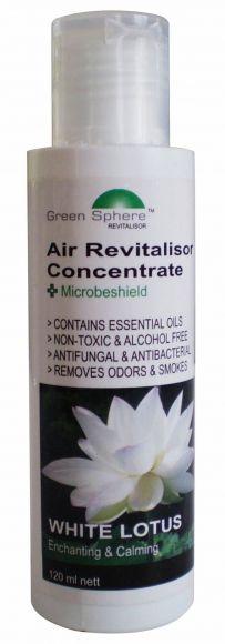 GreenSphere กลิ่น White Lotus ขนาด 120 ml. **ส่ง 3 ขวด ราคาต่อขวด