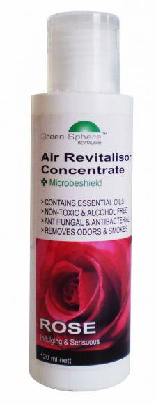 GreenSphere กลิ่น Rose  ขนาด 120 ml. **ส่ง 3 ขวด ราคาต่อขวด