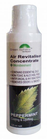 GreenSphere กลิ่น Peppermint ขนาด 120 ml. **ส่ง 3 ขวด ราคาต่อขวด