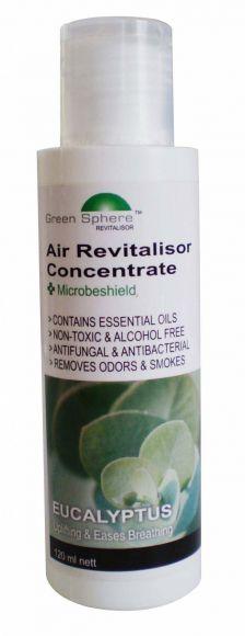 GreenSphere กลิ่น Eucalyptus ขนาด 120 ml. **ส่ง 3 ขวด ราคาต่อขวด