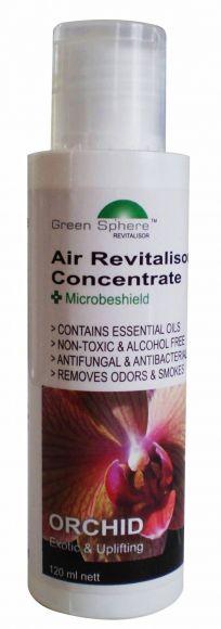 GreenSphere กลิ่น Orchid  ขนาด 120 ml **ส่ง 3 ขวด ราคาต่อขวด