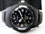 Casio standard 10 Year Battery Analog รุ่น MW-600F-1AVDF นาฬิกาข้อมือสำหรับผู้ชาย สายเรซิ่น