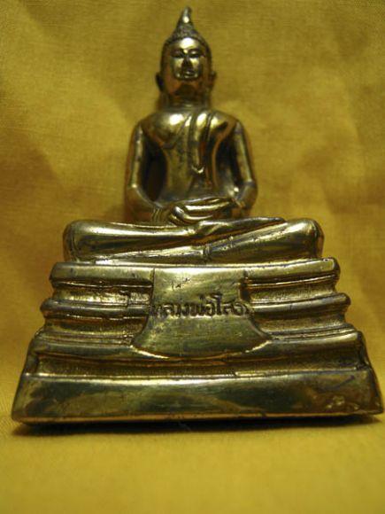 พระบูชาหลวงพ่อพุทธโธร ปี2509