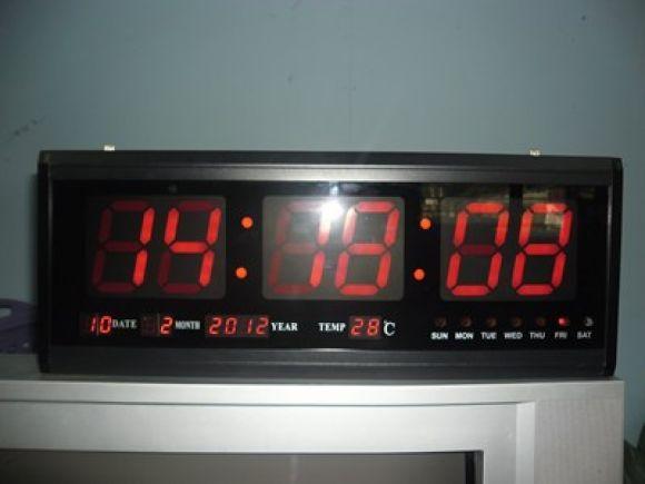 ขายนาฬิกาดิจิตอล ขายนาฬิกาแขวนผนัง,ตั้งโต๊ะ นาฬิกาดิจิตอลติดผนัง