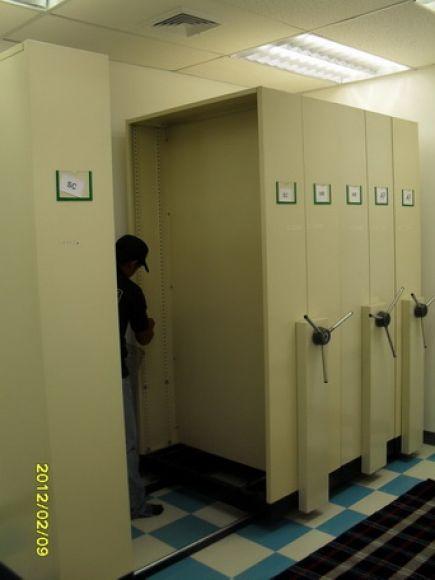 บริการขนย้าย ถอด-ประกอบตู้รางเลื่อ Shelve สำนักงาน ขนย้ายอุปกรณ์สำนักงานทุกชนิด บริการแพ็คสินค้าอุตส