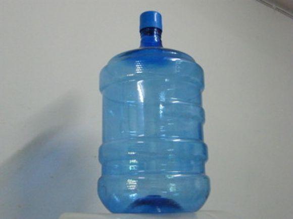 ถังน้ำดื่มสีฟ้า แบบคว่ำ ปากแคบ ขนาด18.9ลิตร รหัสสินค้า : A36