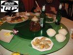 Lazy Susan,เรซี่ซุซัน 18 นิ้ว,จานหมุน,กระจกจานหมุน,บนโต๊ะอาหาร,โต๊ะจีน,อุปกรณ์จั