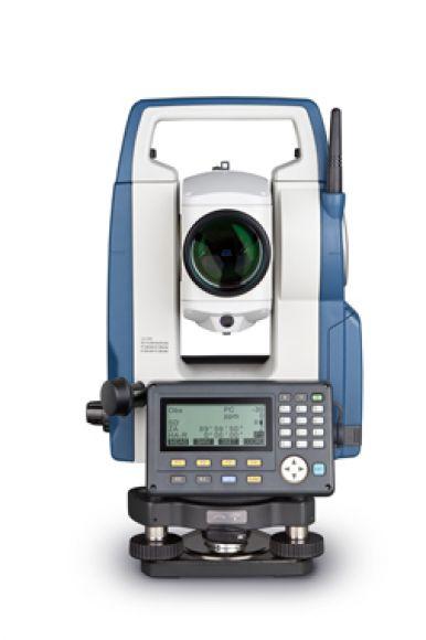 กล้องสำรวจชนิดกล้องสำรวจประมวลผลรวม Total Station ยี่ห้อ Sokkia รุ่น CX-105