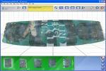 NextEngine 3D Scanner ทดสอบสแกน3มิติ กระดานโต้คลื่น Surfboard ยาว 2.3 เมตร  ติดต่อบริการ 089-1297586