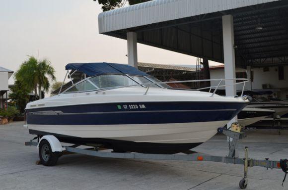 powersportmaxx  ขาย   Speed Boat   2006  BAYLINER  Discovery 210CU
