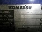 ขายรถยก ฟอล์คลิฟท์ขนาด3.5ตันรุ่นรองใหม่สวยมากยี่ห้อKOMATSUราคา450000บาทใช้งานได้ทันที
