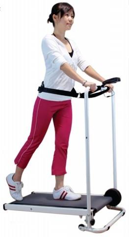ลู่เดิน ลูวิ่ง รุ่นใหม่ล่าสุด ลู่เดินเพื่อสุขภาพ  Mini treadmill