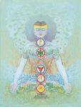จักระที่ 5 วิสุทธิจักระ ตั้งอยู่ตรงกระดูกต้นคอ (The Throat Chakra)