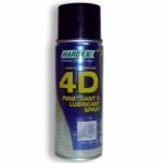 สเปรย์หล่อลื่นอเนกประสงค์ HARDEX 4D Penetrant & Lubricant Spary