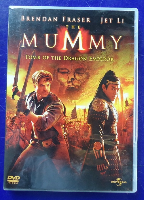 The MUMMY : Tomb of Dragon Emperor