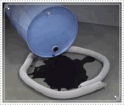 วัสดุดูดซับน้ำมัน และสารเคมีเหลวที่ไม่ละลายน้ำผลิตจากวัสดุคุณภาพ ทนทานต่อสารเคมี นำเข้าจากอเมริกา
