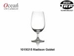 แก้วก็อบเล็ท,แก้วน้ำ,แก้วก้าน,Water Goblet,รุ่น 1015G15,ความจุ 15oz