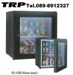 ขายปลีกขายส่งตู้เย็นเล็กประตูกระจกใสตู้เย็นโรงแรมมินิบาร์ Mini Bar Glass Door Mi