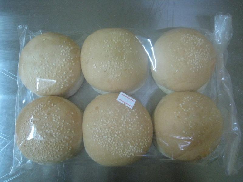 ขนมปังเบอร์เกอร์