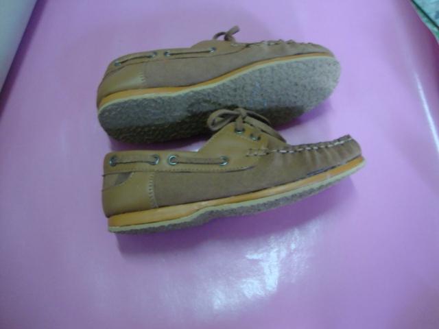 ลดล้างสต็อกรองเท้าแฟชั่นม็อคกาซีนหนังแท้สตรี