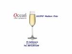 แก้วแชมเปญ,Flute Champagne,รุ่น1015F07,ความจุ7 1/4oz.(210 ml.),แพ็ค 6/24ใบ.กล่อง