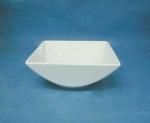 ถ้วยเซรามิค,ถ้วยซุบสี่เหลี่ยม,ชามซุป,ชามซีเรียล,Square Deep,Soup Cereal,รุ่นP690
