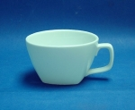 ถ้วยชา,แก้วชา,สี่เหลี่ยม,Square,Tea Cup,P4132,ความจุ 0.23L,เซรามิค,พอร์ซเลน,Cera